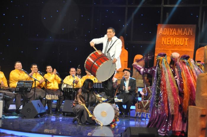 ÇEPİK Programında Adıyamanlılar Gecesi Rekor Kırdı