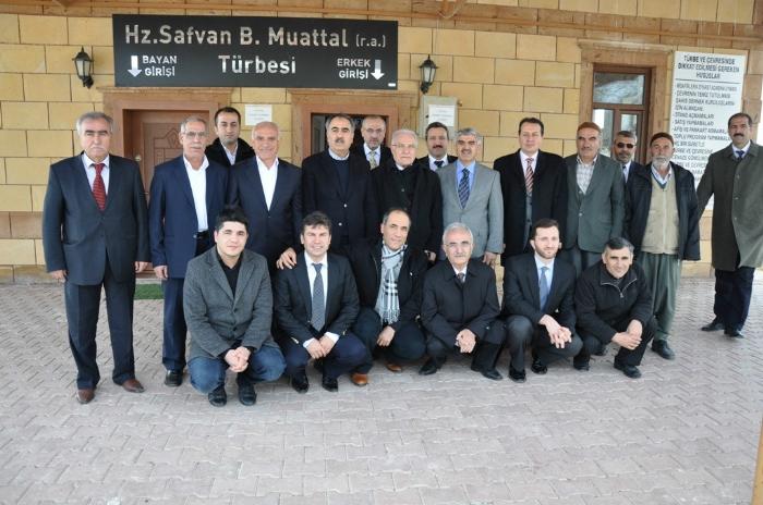 Sahabe Kabri Projesi İçin Toplantı Düzenlendi