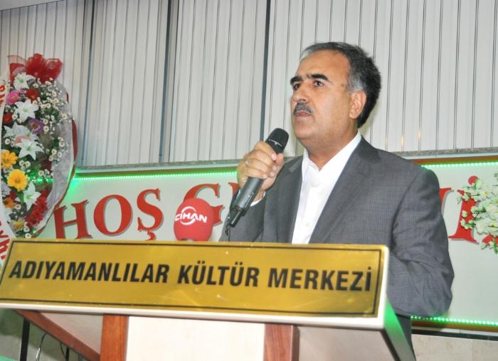 Adıyamanlılar İstanbul'daki İftarda Bir Araya Geldiler