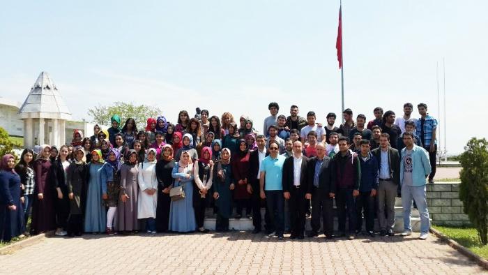 Adıyamanlı Öğrenciler Osmanlı nın İkinci Başkentini Ziyaret Etti