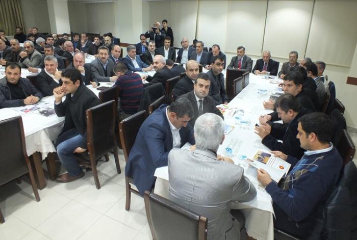 Adıyamanlıların Meclis Toplantısına İlgi Büyüktü