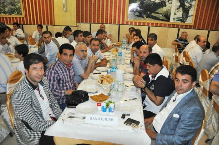 İstanbulda Adıyamanlıların İftar Kaynaşması