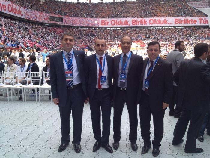 Dursun, AK Parti İstanbul İl Yönetimine Yeniden Seçildi
