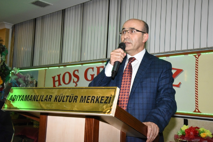 Vali Demirtaş, Adıyamanlılar Vakfı Yöneticilerine Hizmetlerini Anlattı